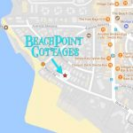 Map of Siesta Key Village and BeachPoint