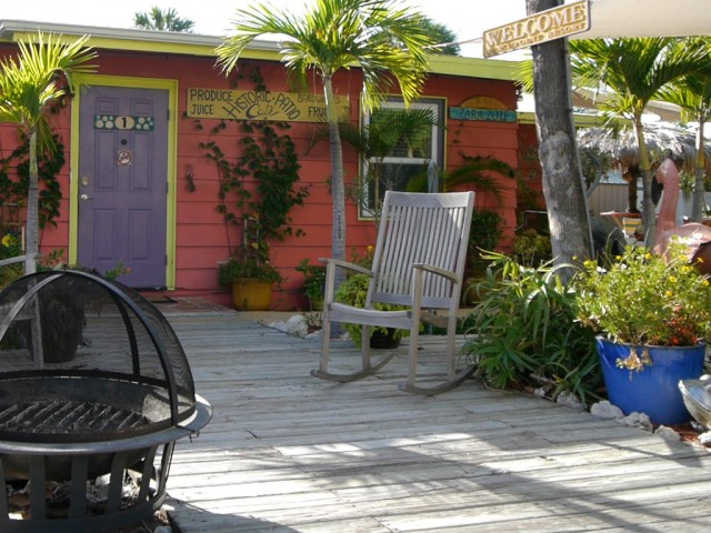 Cottage 1 Siesta Key Vacation Rentals Beachpoint Cottages