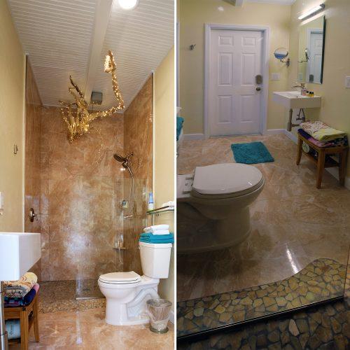 cottage 1 second bath