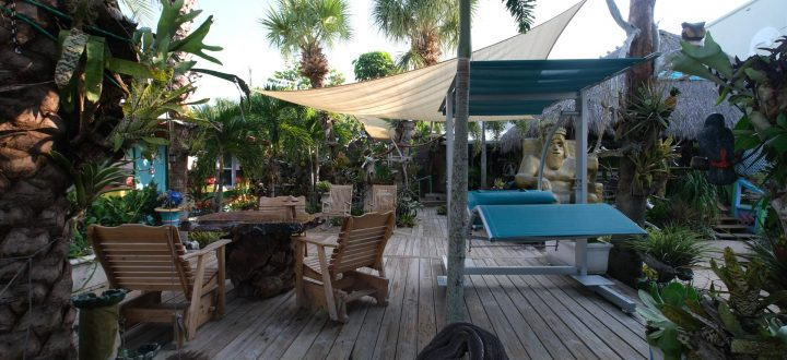 relaxing beachpoint cottages